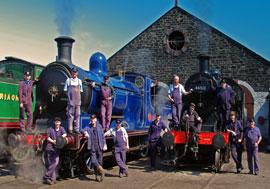 Strathspey-Railway-volunteers